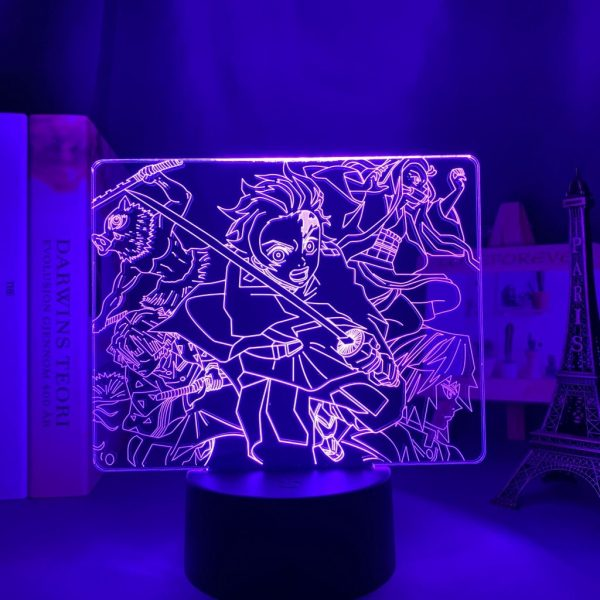 product image 1695791675 - Anime 3D lamp