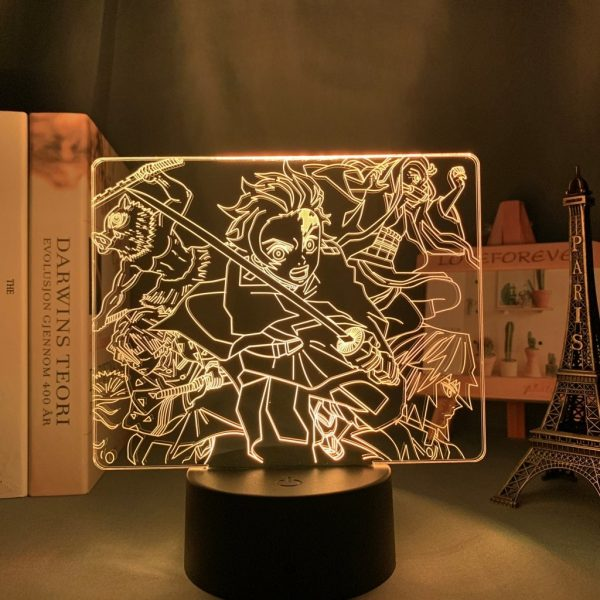 product image 1695791677 - Anime 3D lamp