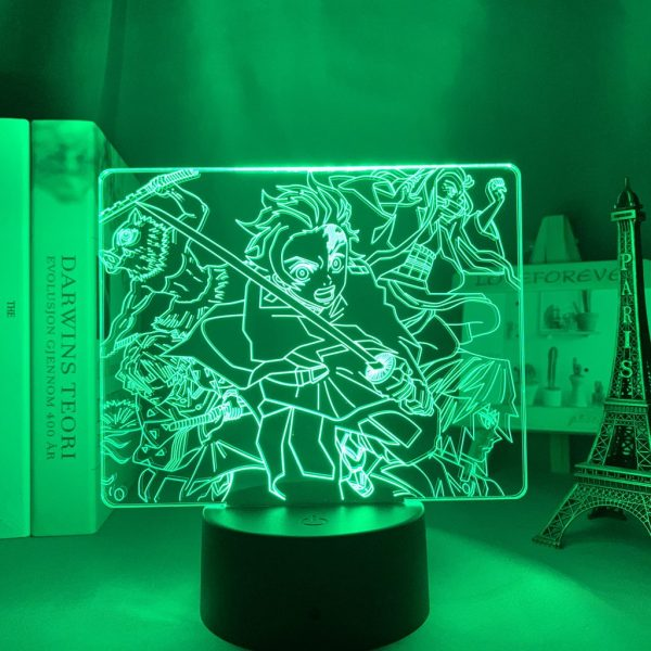 product image 1695791687 - Anime 3D lamp
