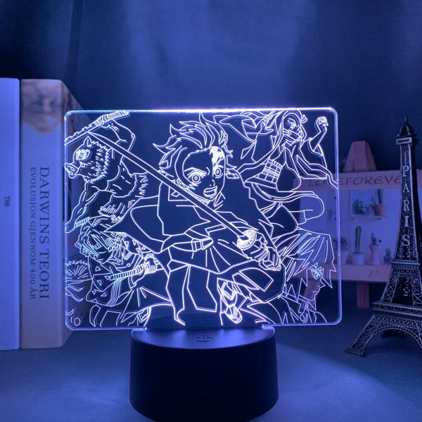 product image 1695791691 - Anime 3D lamp