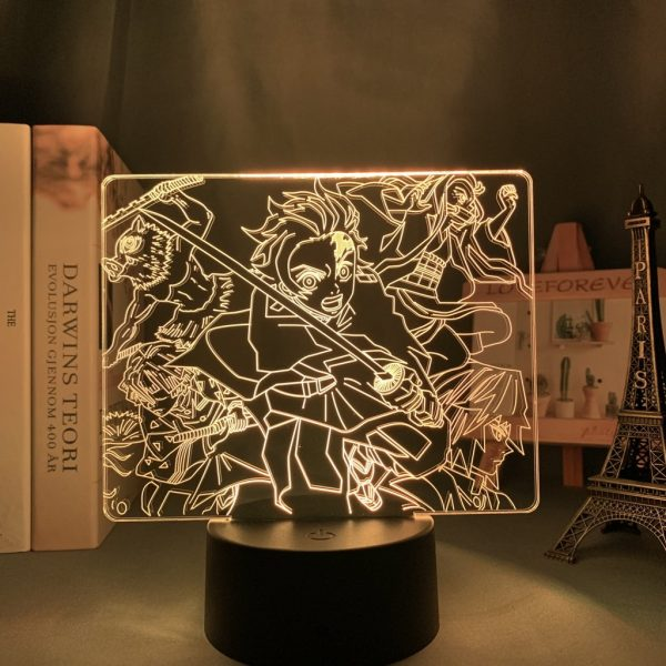 product image 1695791693 - Anime 3D lamp