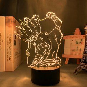 SENKUS GLORY LED ANIME LAMP (DR. STONE) Otaku0705 TOUCH Official Anime Light Lamp Merch