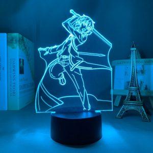 KIRITO+ LED ANIME LAMP (SWORD ART ONLINE) Otaku0705 TOUCH Official Anime Light Lamp Merch