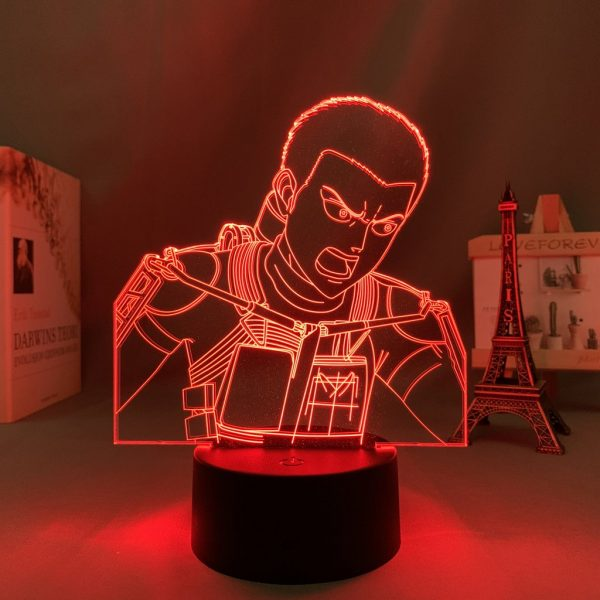CONNIE LED ANIME LAMP (ATTACK ON TITAN) Otaku0705 TOUCH Official Anime Light Lamp Merch