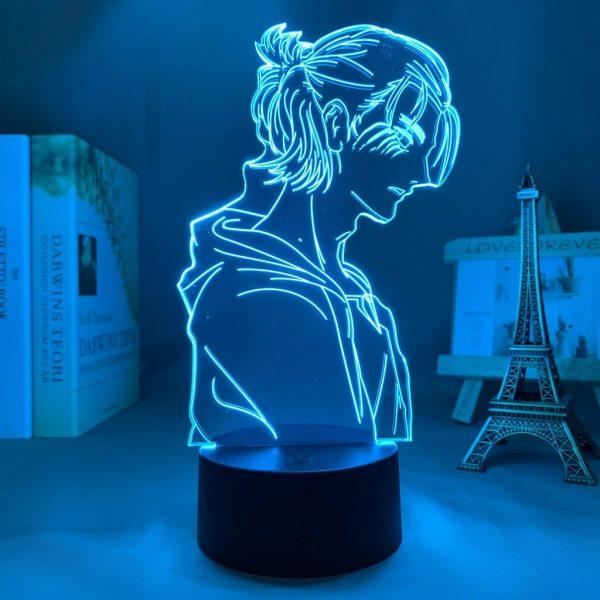 ERENS SERENITY LED ANIME LAMP (ATTACK ON TITAN) Otaku0705 TOUCH Official Anime Light Lamp Merch