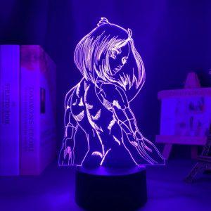 ALITA LED ANIME LAMP (BATTLE ANGEL ALITA) Otaku0705 TOUCH +(REMOTE) Official Anime Light Lamp Merch
