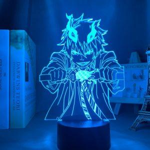 RIN LED ANIME LAMP (BLUE EXORCIST) Otaku0705 TOUCH +(REMOTE) Official Anime Light Lamp Merch