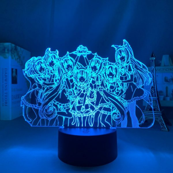 product image 1709579900 - Anime 3D lamp