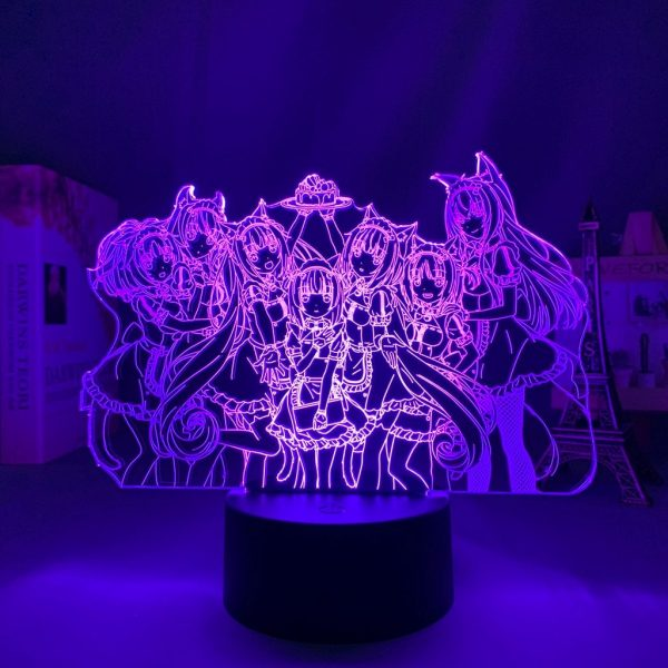 product image 1709579901 - Anime 3D lamp