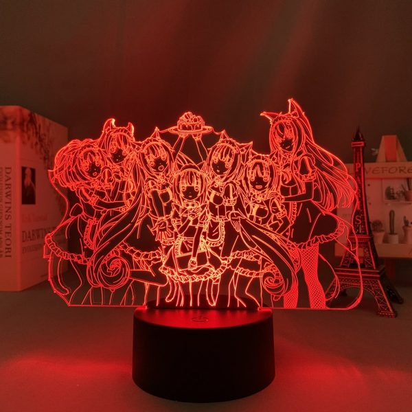 product image 1709579905 - Anime 3D lamp