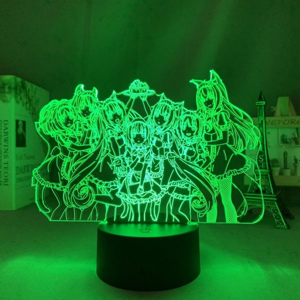 product image 1709579906 - Anime 3D lamp