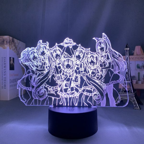 product image 1709579908 - Anime 3D lamp