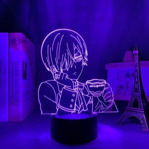 CIEL PHANTOMHIVE LED ANIME LAMP (BLACK BUTLER) Otaku0705 TOUCH Official Anime Light Lamp Merch