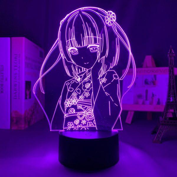 SHIGURE LED ANIME LAMP (NEKOPARA) Otaku0705 TOUCH +(REMOTE) Official Anime Light Lamp Merch