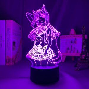 MAPLE LED ANIME LAMP (NEKOPARA) Otaku0705 TOUCH Official Anime Light Lamp Merch