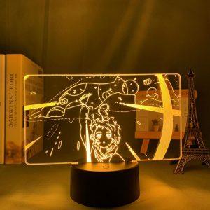 AI OHTO+ LED ANIME LAMP (WONDER EGG PRIORITY) Otaku0705 TOUCH Official Anime Light Lamp Merch