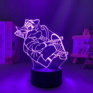 MIYA LED ANIME LAMP (SK8 THE INFINITY) Otaku0705 TOUCH +(REMOTE) Official Anime Light Lamp Merch