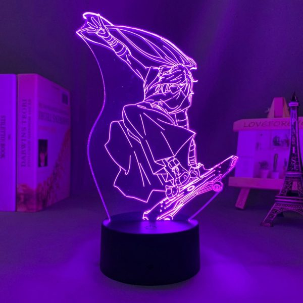 CHERRY LED ANIME LAMP (SK8 THE INFINITY) Otaku0705 TOUCH +(REMOTE) Official Anime Light Lamp Merch