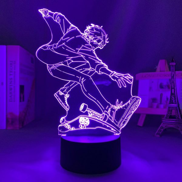 LANGA LED ANIME LAMP (SK8 THE INFINITY) Otaku0705 TOUCH Official Anime Light Lamp Merch