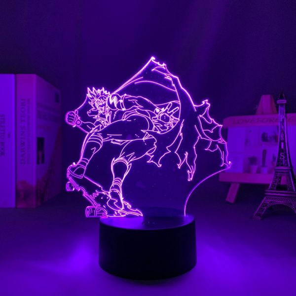 SHADOW LED ANIME LAMP (SK8 THE INFINITY) Otaku0705 TOUCH +(REMOTE) Official Anime Light Lamp Merch