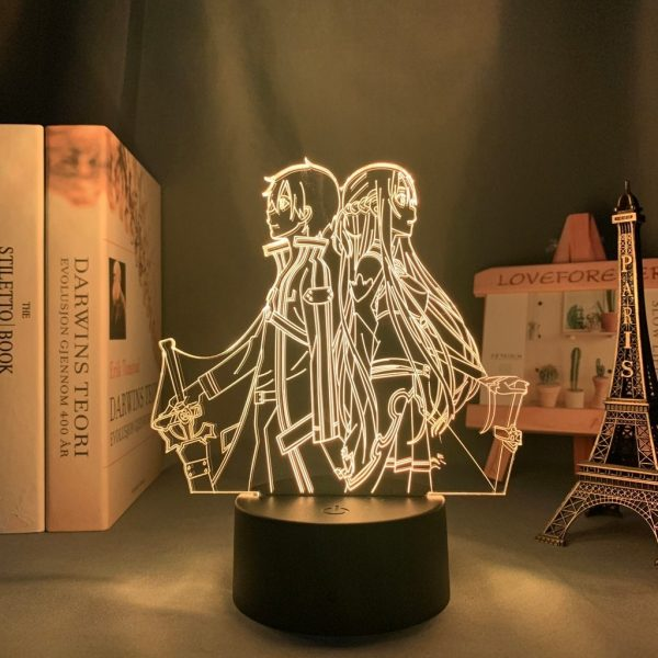 product image 1718787590 - Anime 3D lamp