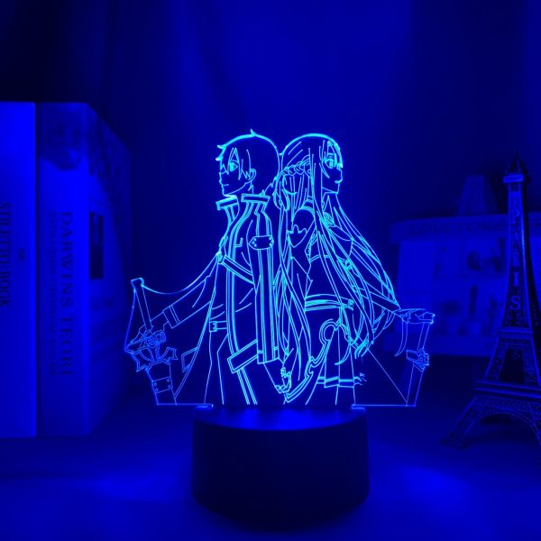 product image 1718787596 - Anime 3D lamp