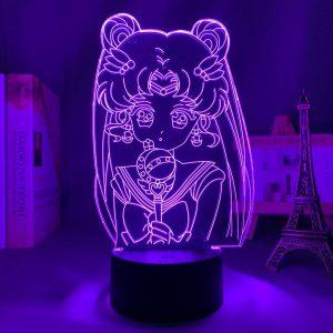 USAGI+ LED ANIME LAMP (SAILOR MOON) Otaku0705 TOUCH Official Anime Light Lamp Merch